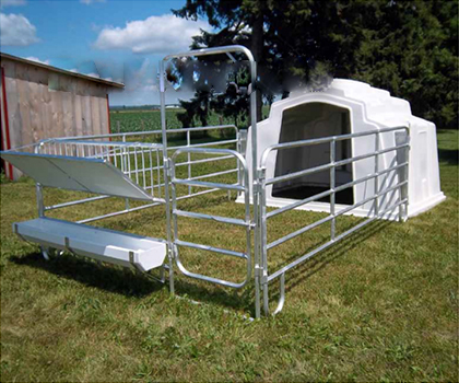 Calf Hutches